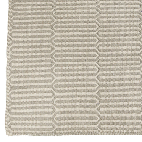 Bars & Stripes Dhurrie Rug
