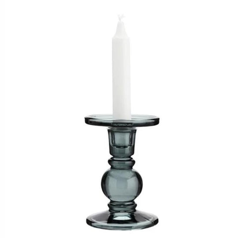 Grey Candle Holder (Medium)