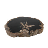 Petrified Wood Cheeseboard