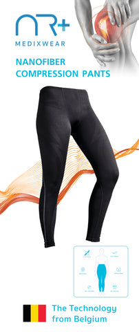 NR+NR Double Compression Pant กางเกงพยุงเข่า