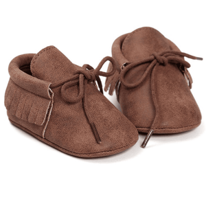 Ash Knot Moccasin by Elsewhereshop