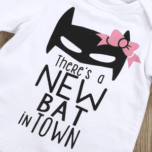 New Bat In Town Set by Elsewhereshop