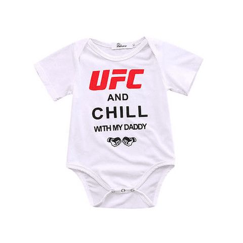 UFC and Chill with Daddy