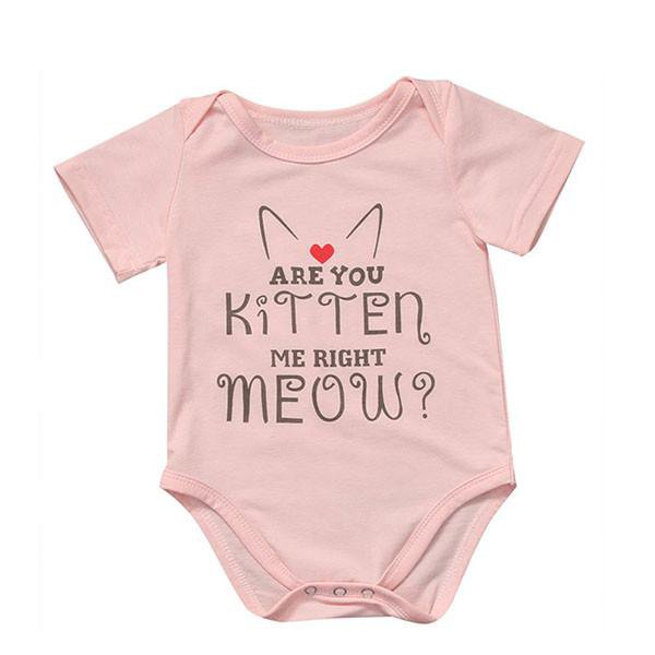 Are You Kitten Me Bodysuit