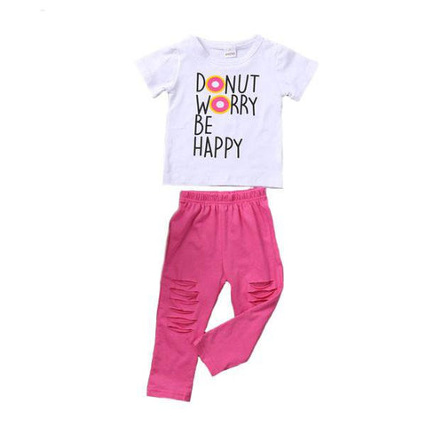 Donut Worry Set