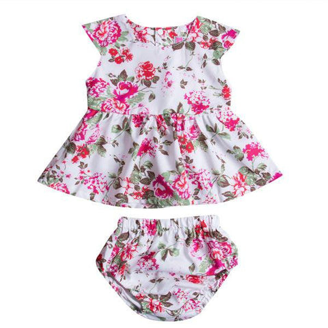 Bethany Floral Set