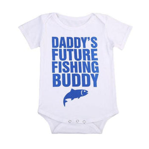 Fishing Buddy Bodysuit by Elsewhereshop