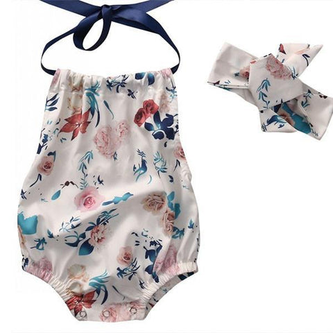 Amarantha Sunsuit
