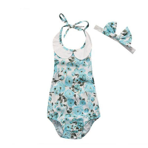 Caroline Sunsuit Set