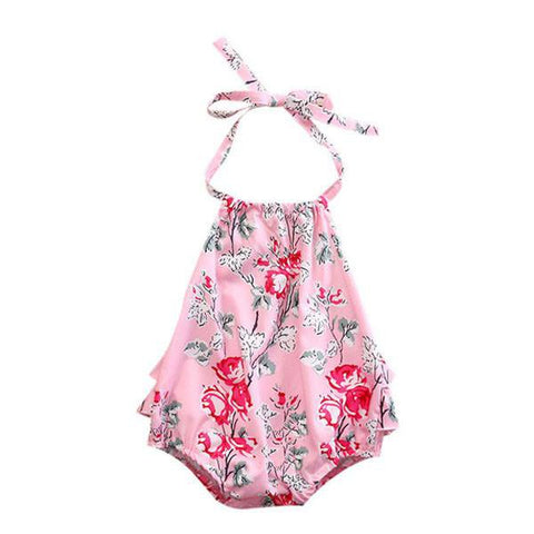 Hazel Floral Sunsuit