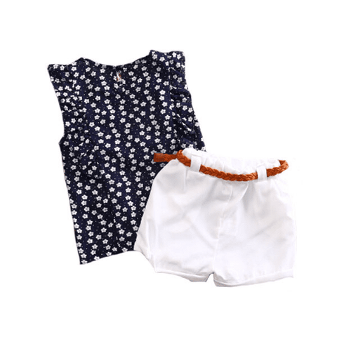 Darlene Short Set