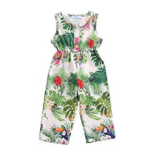 Alanis Tropical Jumpsuit