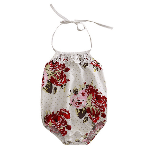 Naomi Floral Sunsuit