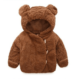 Bear Snow Coat by Elsewhereshop