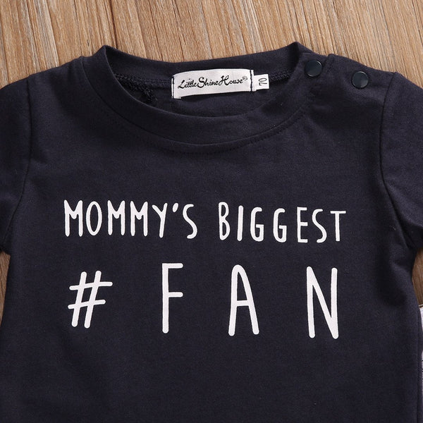 Mommy's Biggest Fan Set