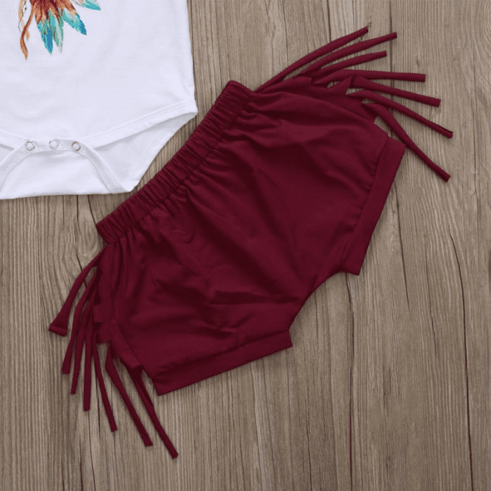 Mishka Indian Feather Set by Elsewhereshop