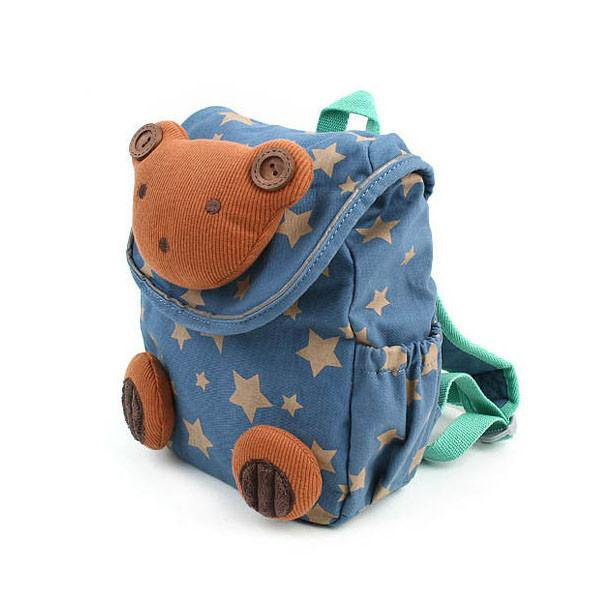 Bear and Stars Backpack