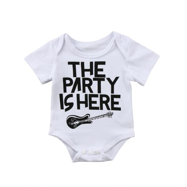 The Party Is Here Bodysuit