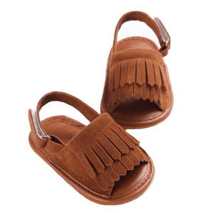 Samantha Open Toe Sandals by Elsewhereshop