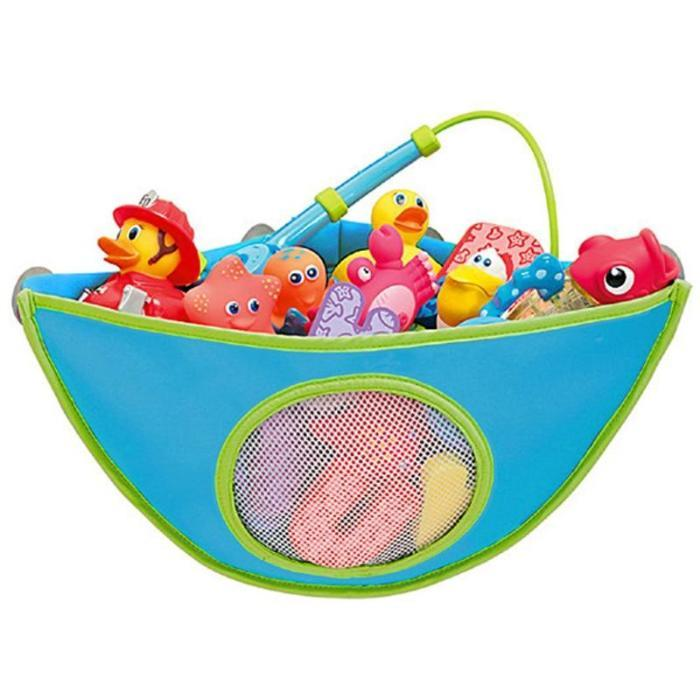 Baby Bath Toy Organizer by Elsewhereshop