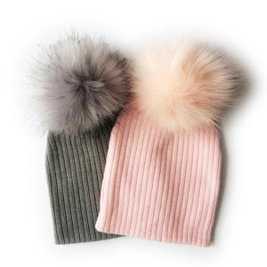 Brooke Fur Hat by Elsewhereshop