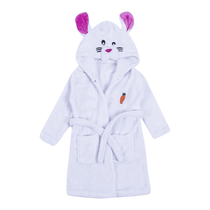Bunny Bath Robe by Elsewhereshop
