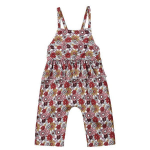 Clarisse Floral Jumpsuit by Elsewhereshop
