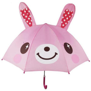 Hola Rabbit Umbrella by Elsewhereshop