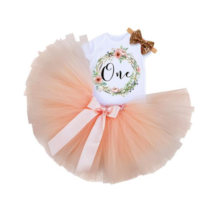 Czarina Birthday Tutu Set by Elsewhereshop