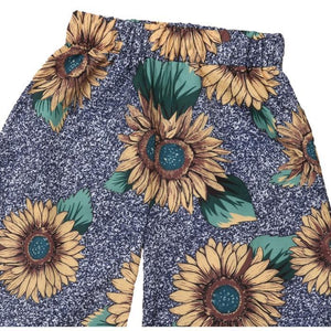 Eden Sunflower Pants by Elsewhereshop