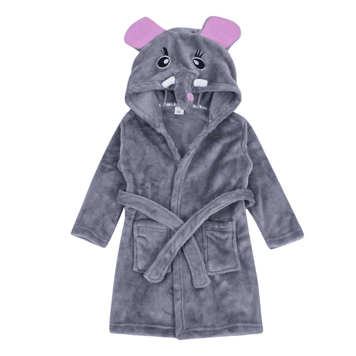 Ellie Elephant Robe by Elsewhereshop