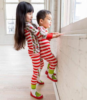 Elf in Stripes Family Set by Elsewhereshop