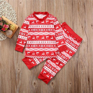 Joyous Christmas Family Set by Elsewhereshop