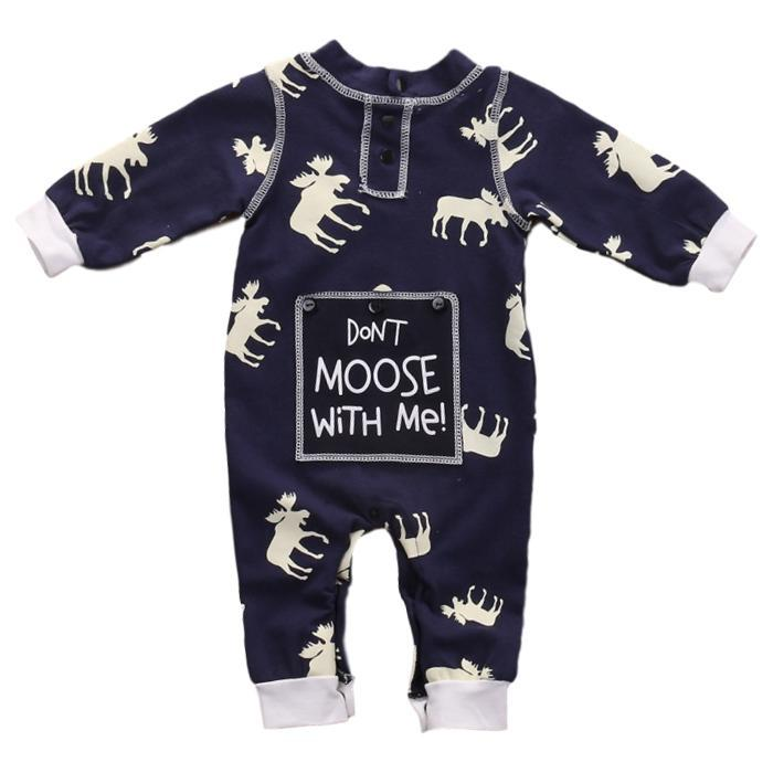 aa0bf4b351 Don t Moose With Me Jumpsuit by Elsewhereshop
