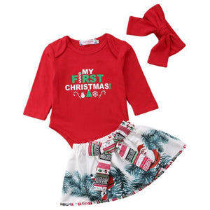 Mielly's First Christmas Set by Elsewhereshop