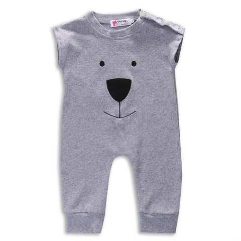 Bear Jumpsuit