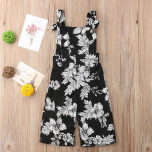 Agatha Floral Jumpsuit by Elsewhereshop