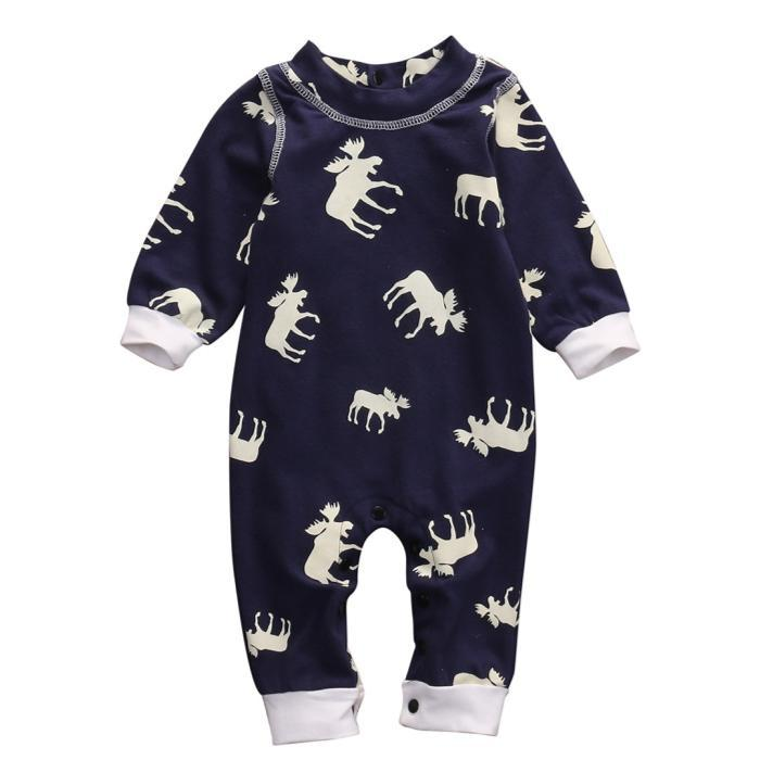 Don't Moose With Me Jumpsuit by Elsewhereshop