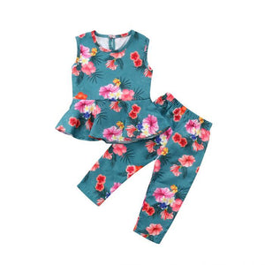 Janine Floral Set by Elsewhereshop