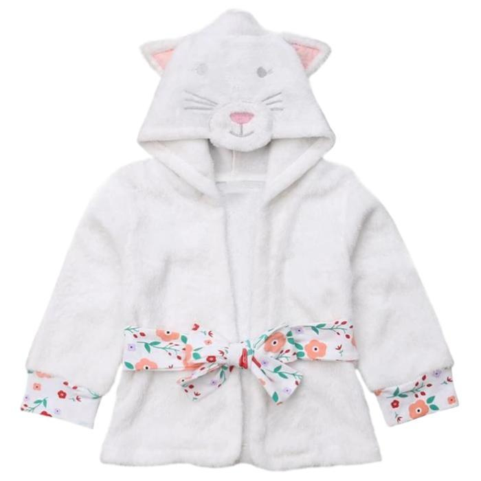 Kitty Cat Bath Robe by Elsewhereshop