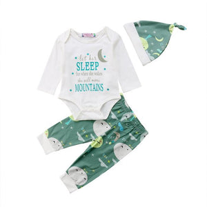 Leia Sleepwear Set by Elsewhereshop