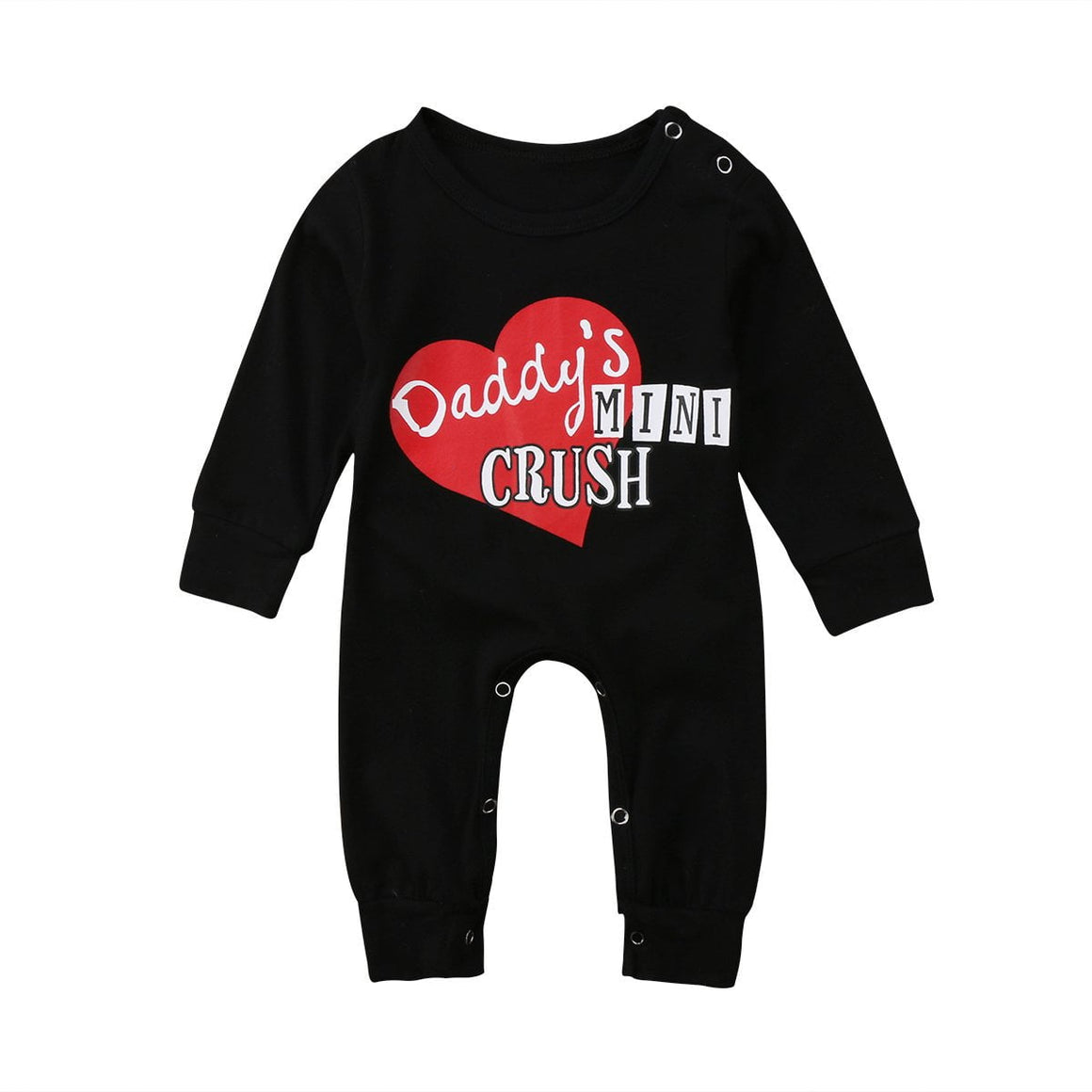 Daddy's Mini Crush Jumpsuit