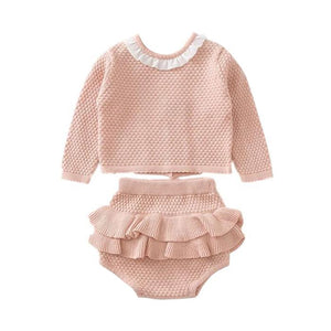 Stephanie Knitted Set by Elsewhereshop