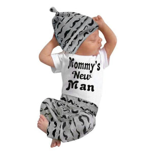 Mommy's New Man Set by Elsewhereshop