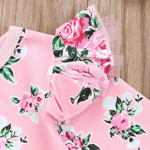 Keisha Floral Jumpsuit by Elsewhereshop