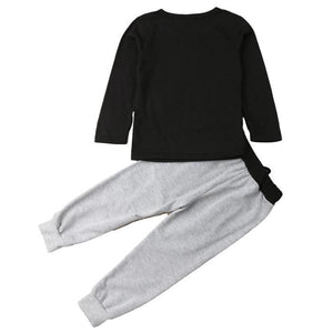 Alvin Sweatshirt and Pants Set by Elsewhereshop