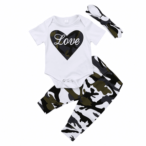 Amy Love Camo Set by Elsewhereshop