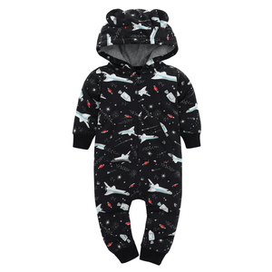 Austin Hooded Jumpsuit by Elsewhereshop