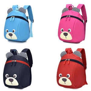 Barry Bear Backpack by Elsewhereshop