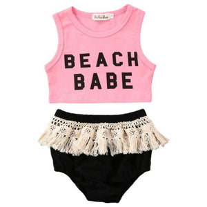 Beach Babe Set by Elsewhereshop